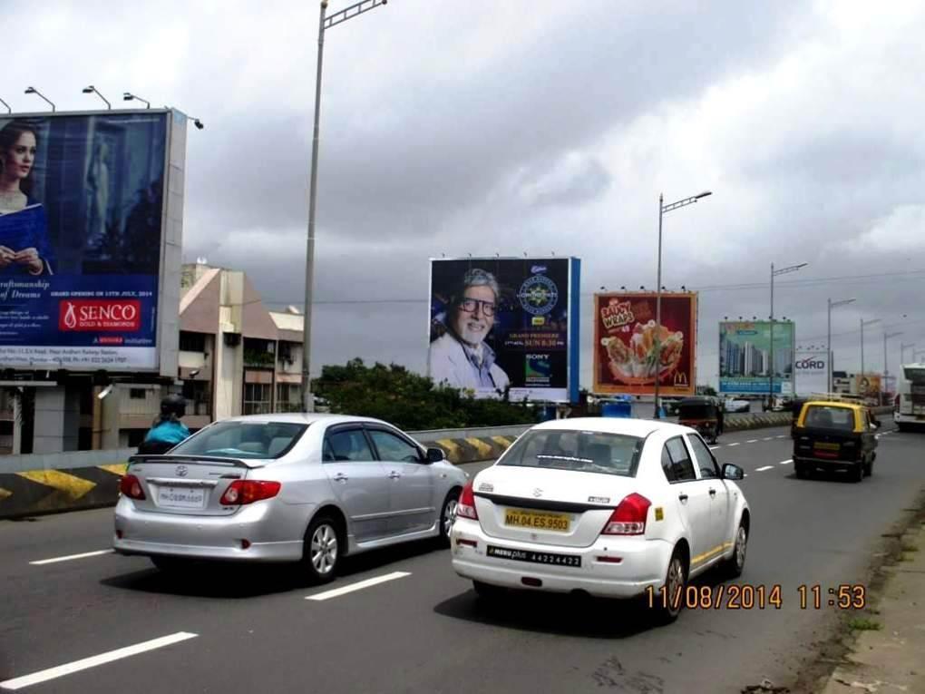 Andheri Highway at Jog Flyover 1st (B) ET , Mumbai
