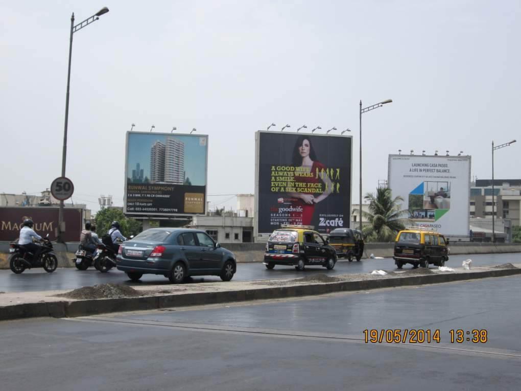 Andheri Highway at Jog Flyover 2nd (S) ET, Mumbai