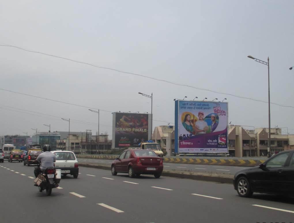 Andheri Highway at Jog Flyover 2nd (B) MT, Mumbai