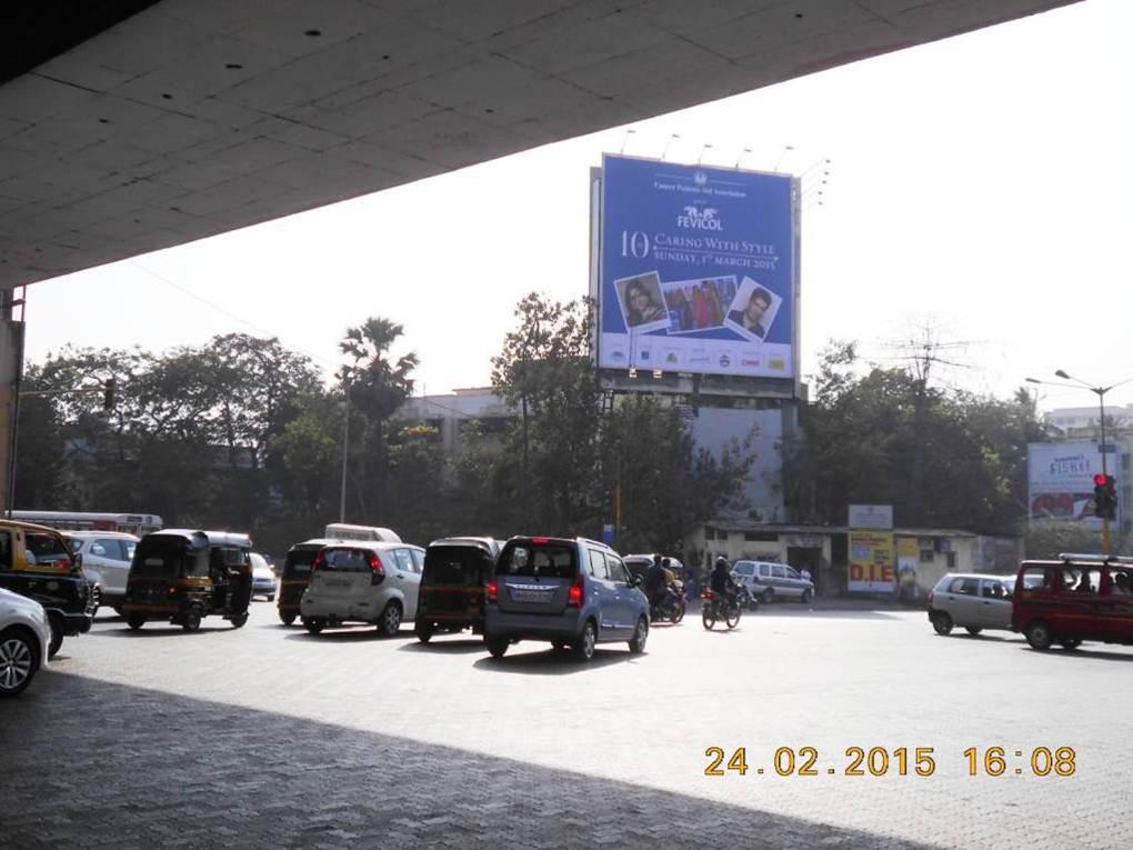 Andheri, Jog Flyover Above Police Chowki RHS MT, Mumbai