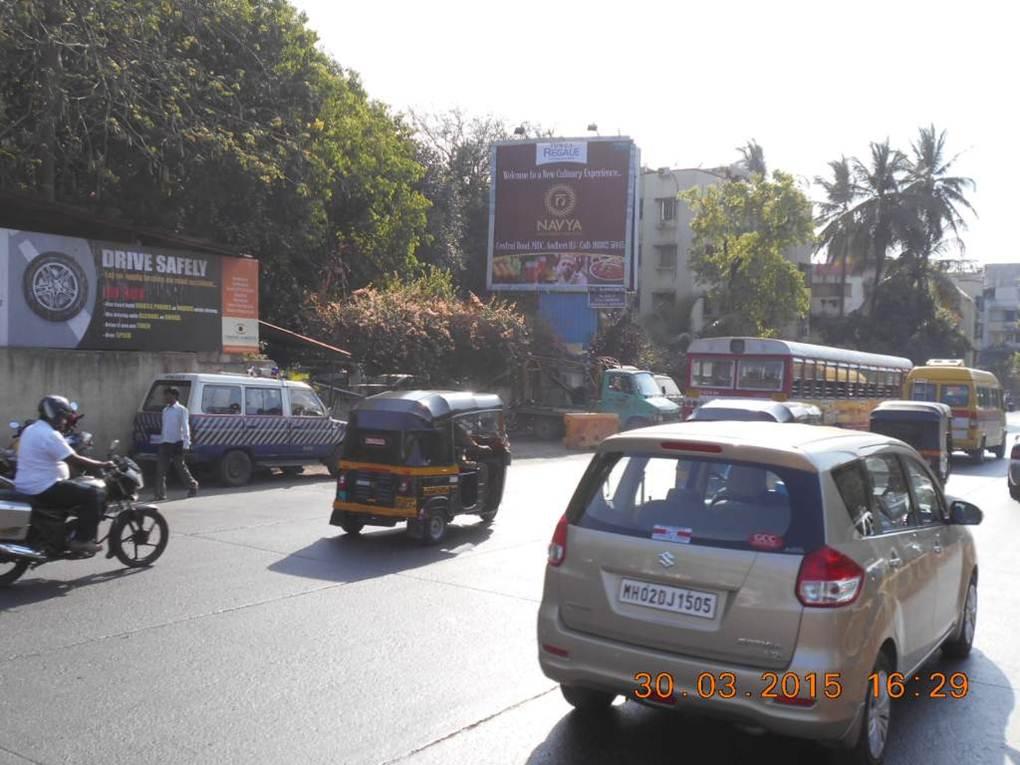 Andheri Gold Spot Jn, Mumbai