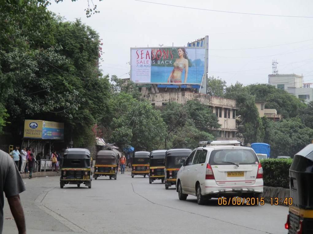 Andheri Saki Naka TRF From Powai To Andheri MT, Mumbai