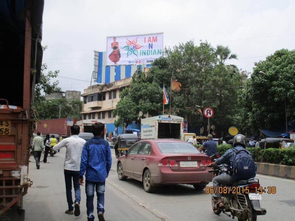 Andheri Saki Naka TRF From Powai To Andheri ET, Mumbai