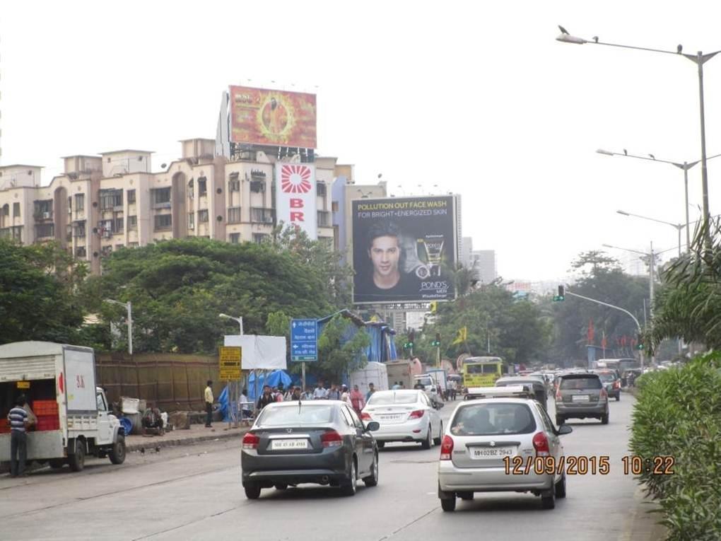 Goregoan Link Rd NR.Oshiwara Depot MT, Mumbai