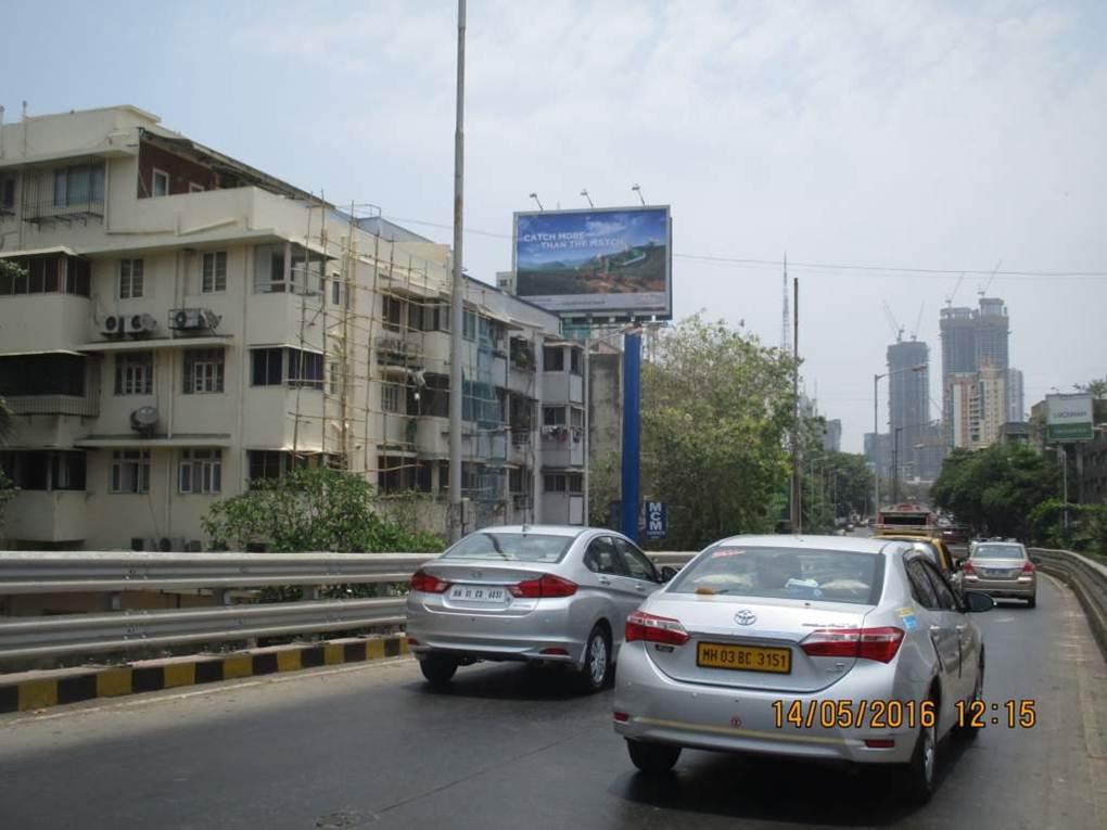 Worli Mela Flyover ET, Mumbai