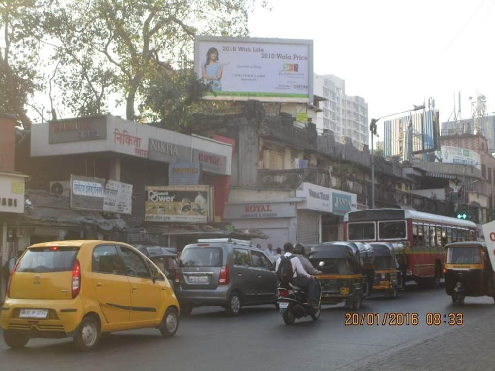 Kandiwali (W)-S.V. Rd Near Signal  MT, Mumbai