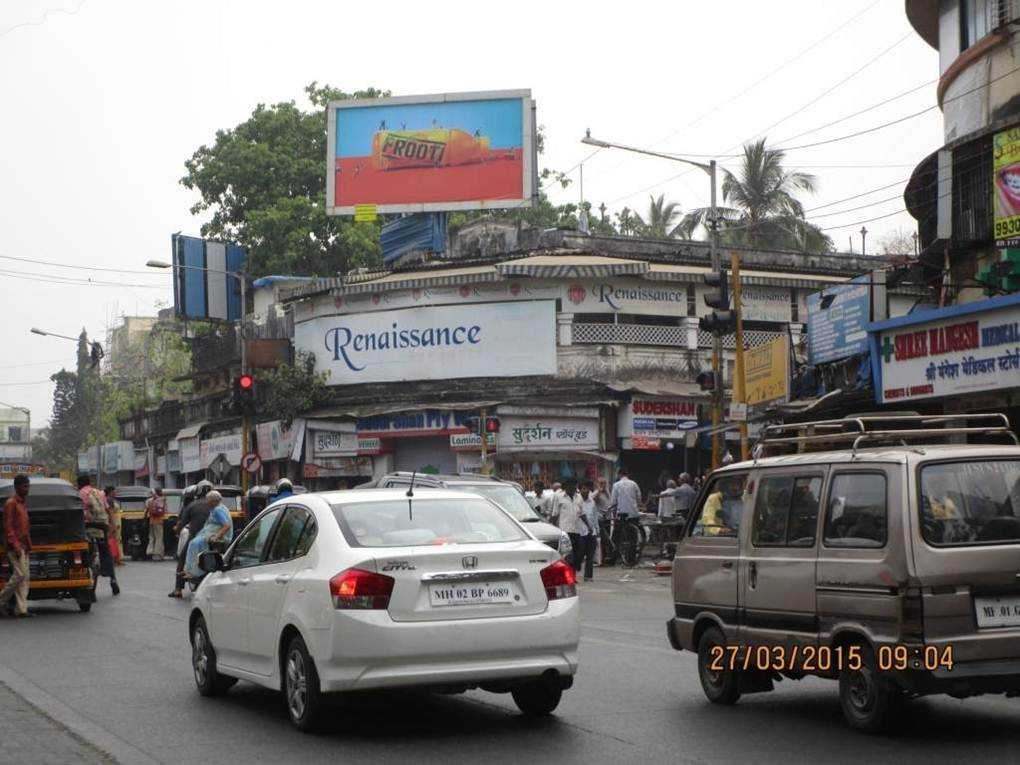 Kandiwali (W)-S.V. Rd Near Signal  ET, Mumbai