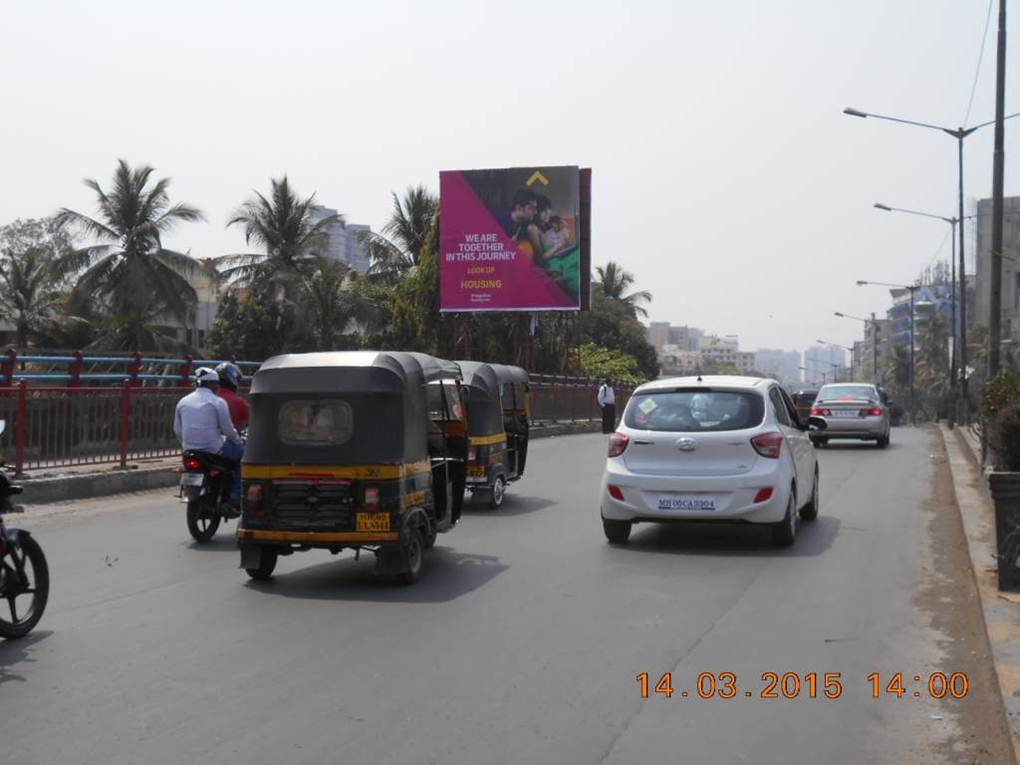 BORIVALI FLYOVER  E TO W  LHS 2 ET, Mumbai