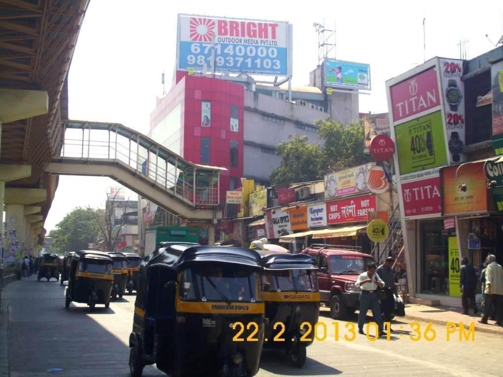 Borivali (W) S.V. Rd  Next To Jaya Takies Above SAI MALL  MT, Mumbai