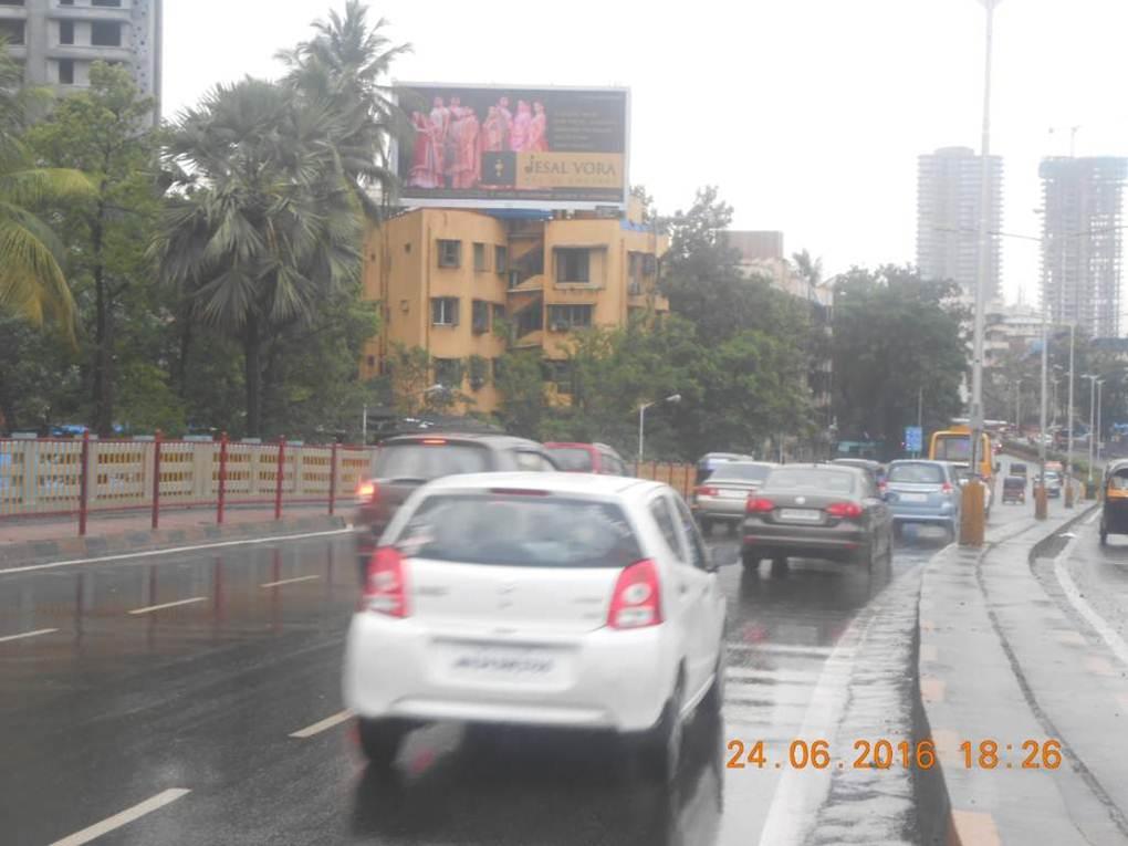 Borivali Daulat Nagar Flyover  ET, Mumbai