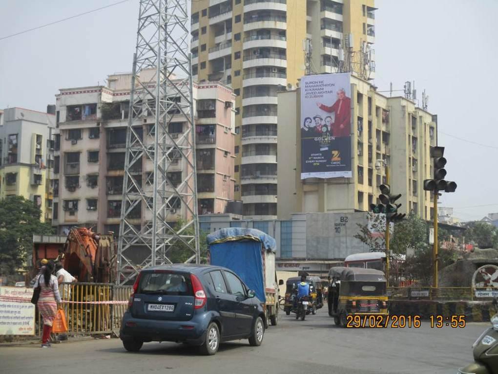Mira Rd Kashimira Nr Golden Nest Circle MT, Mumbai