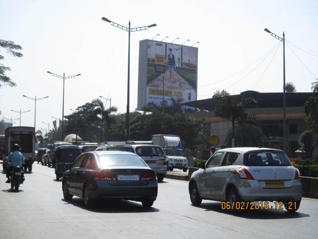 Jogeshwari Vikhroli Link Rd Down Jogeshwari To Powai ET, Mumbai