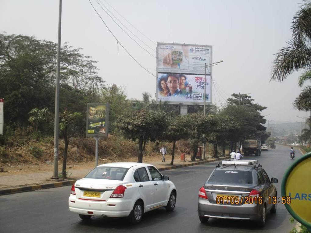 Jogeshwari Vikhroli Link Rd Down Jogeshwari To Powai MT, Mumbai
