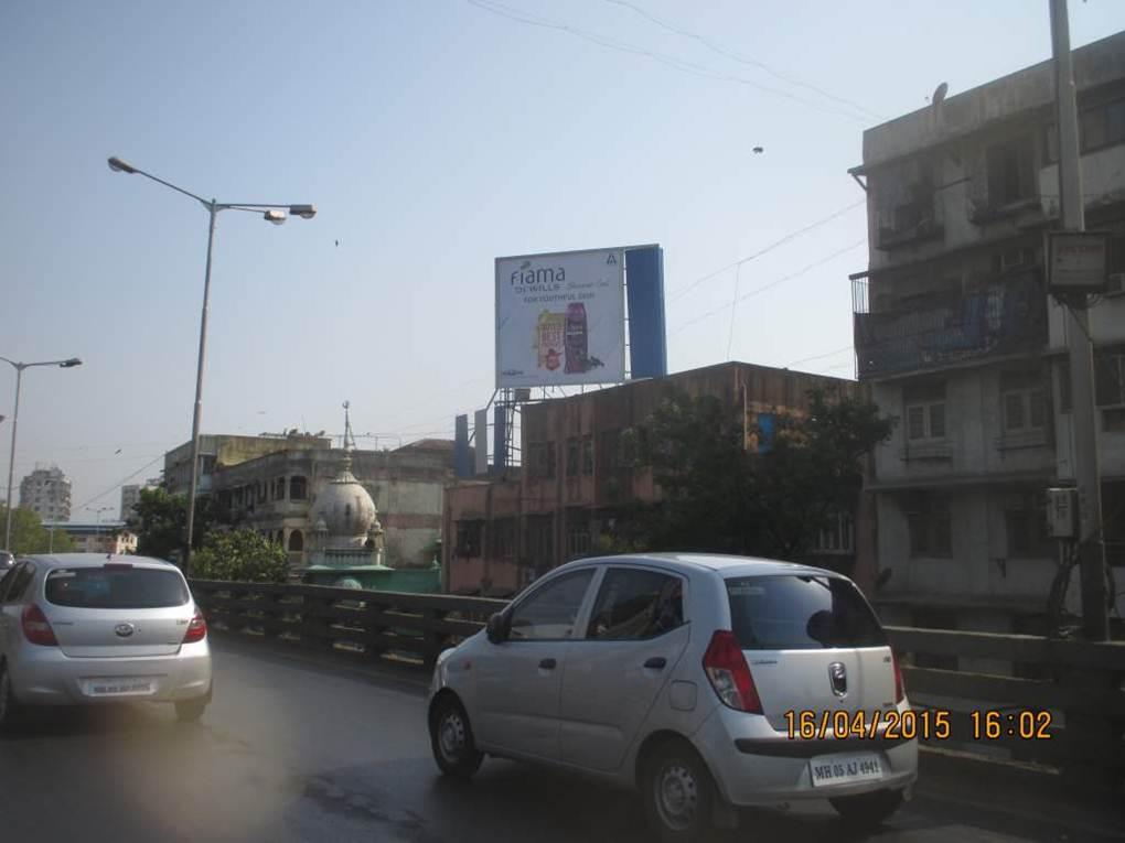 Byculla Bridge G Upper MT, Mumbai