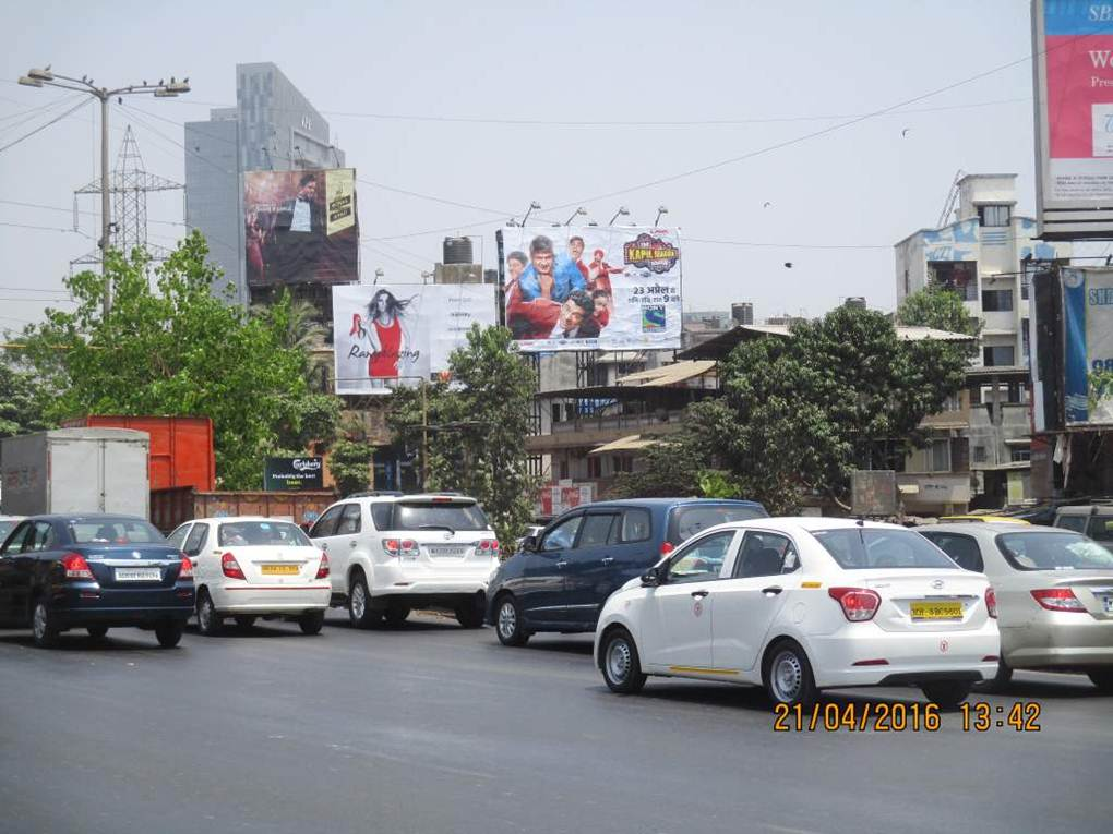 Vashi Entrance,Mbi Pune Highway,B4 Toll Naka MT, Mumbai