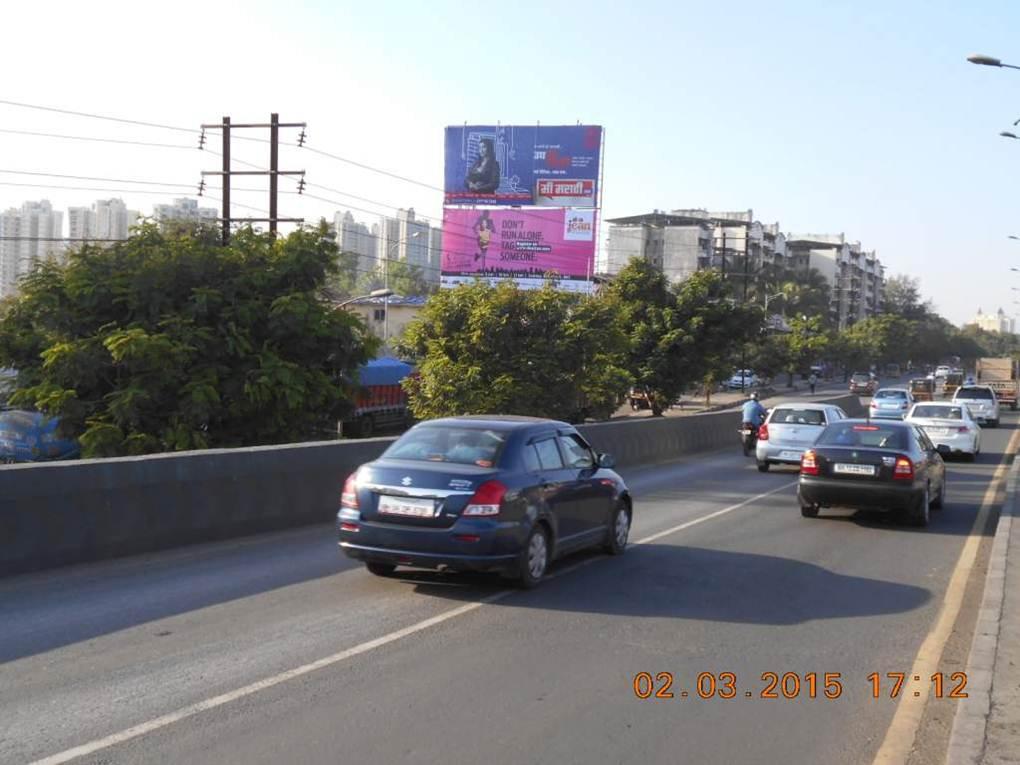 Thane Manpada Jn, Mumbai