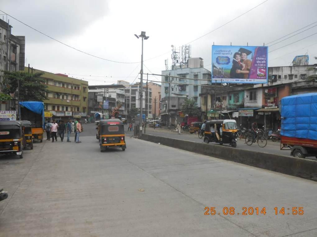 Dombivali East Nr Patharli Chowk and Pendurkar College MT, Mumbai