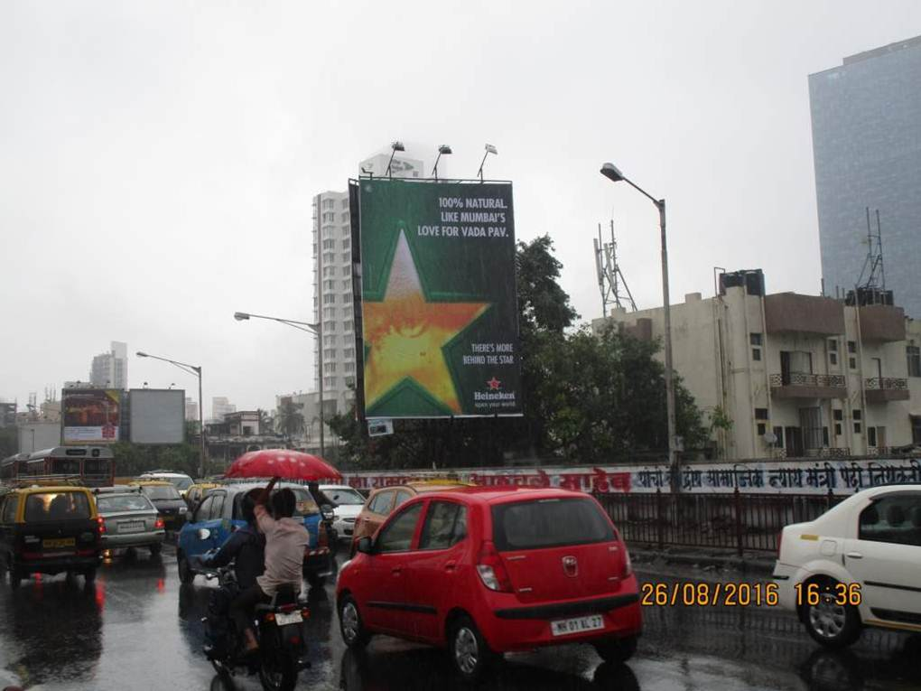 Dadar T.B. trf from T T, Mumbai