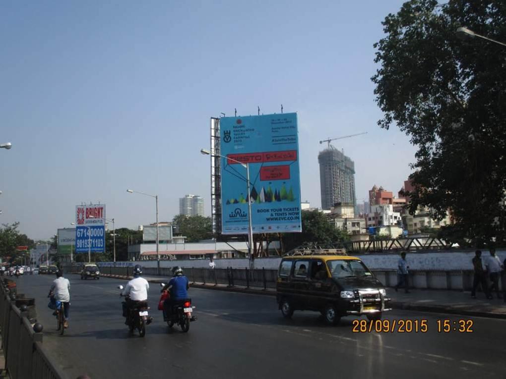 Dadar T.B. trf from Plaza, Mumbai