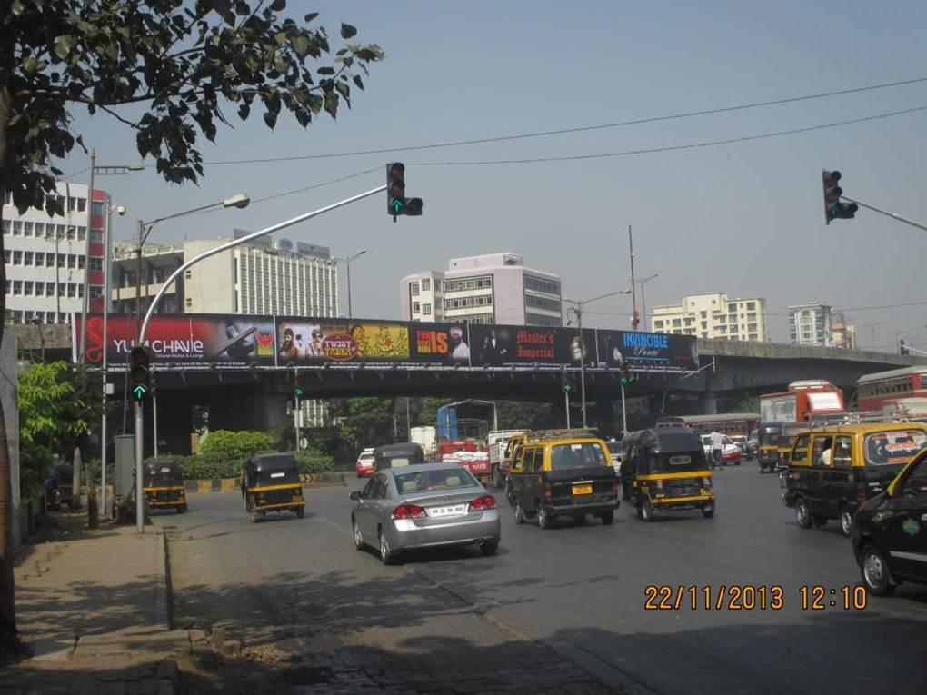 Bandra Highway At Kalanagar Junction, Mumbai