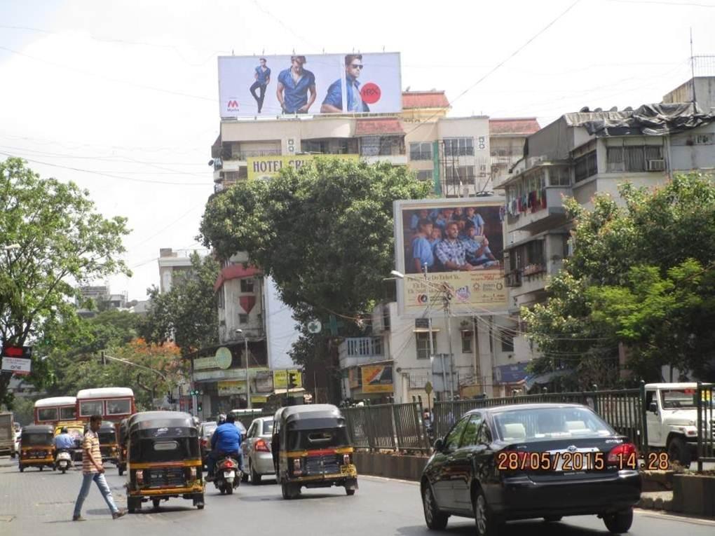 Santa Cruz S.V. Rd Nr Ashaparik Hospital MT, Mumbai