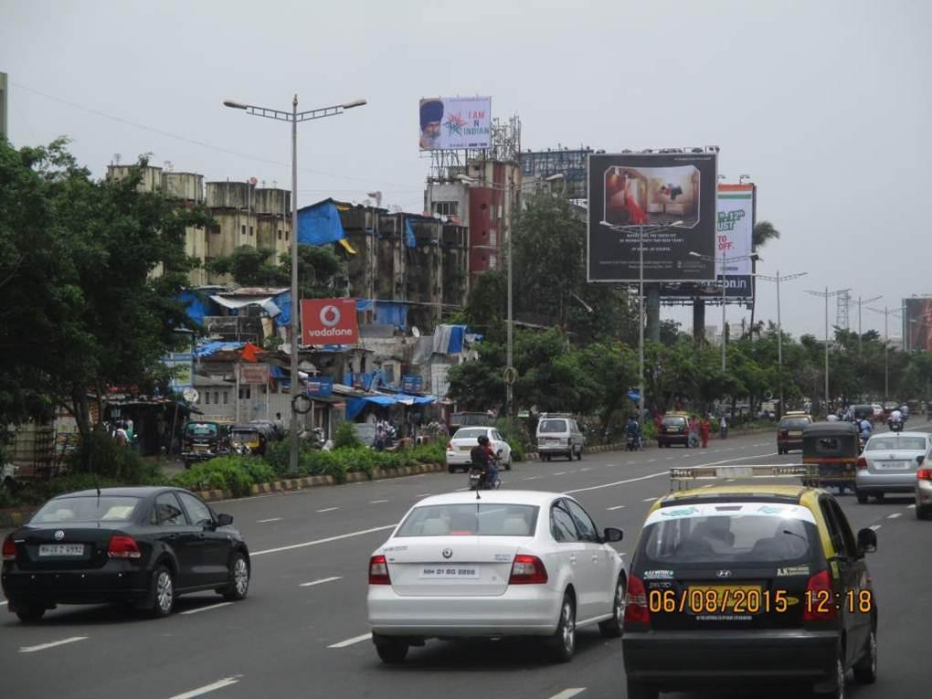 Santa Cruz Highway Vakola Flyover Lhs Teachers C E/T, Mumbai
