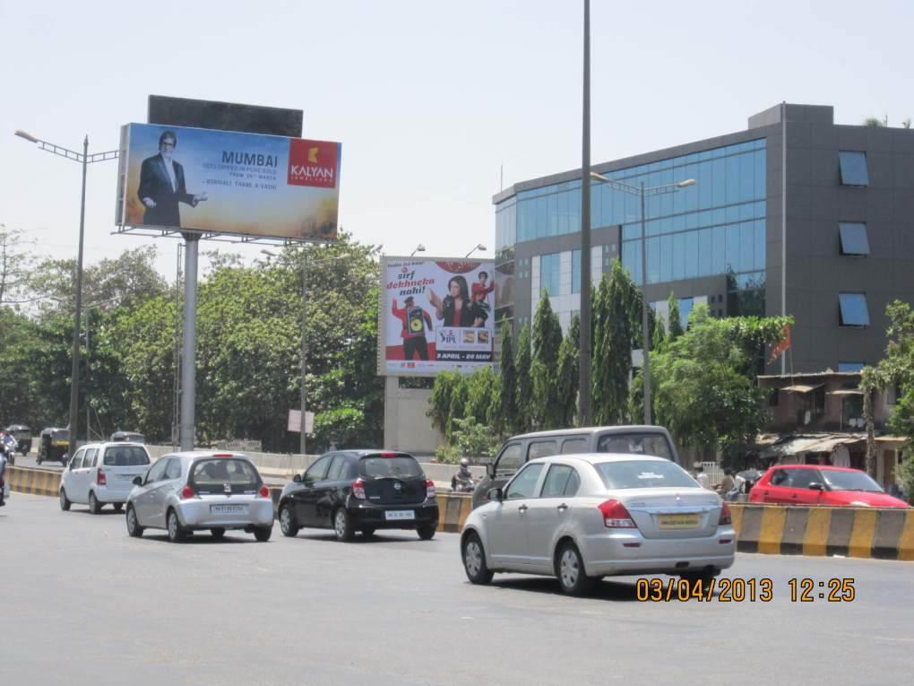 Vile Parle Highway Before Viacom Office ET, Mumbai