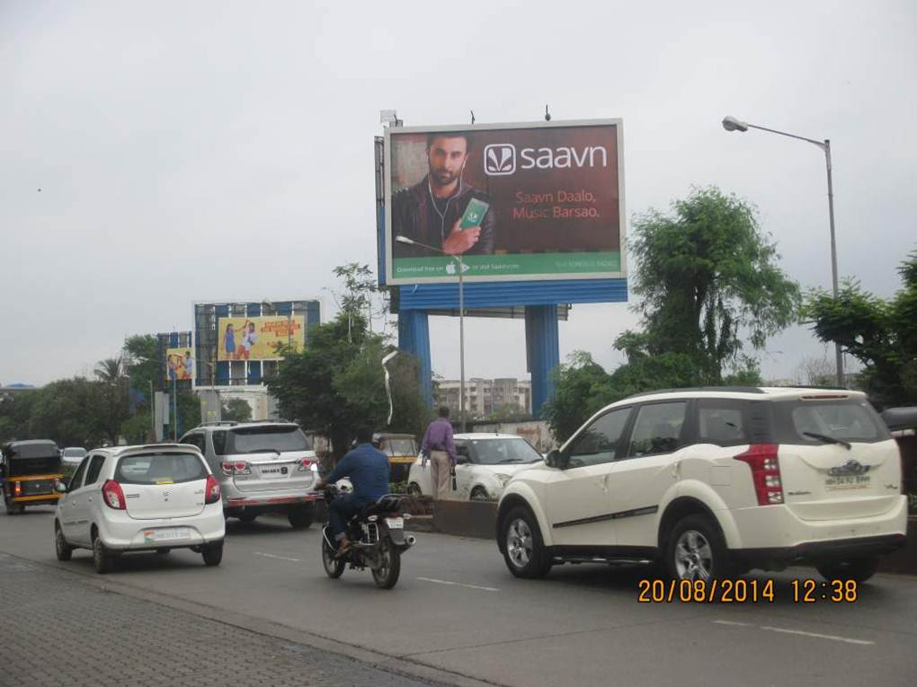 Vile Parle S V Rd Nr Opp Bus Depot Nr Mandir 2 ET, Mumbai