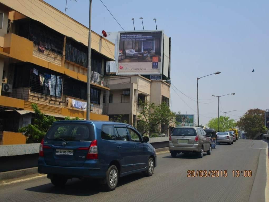 Vile Parle, Flyover, Nr Parle Factory, Mumbai