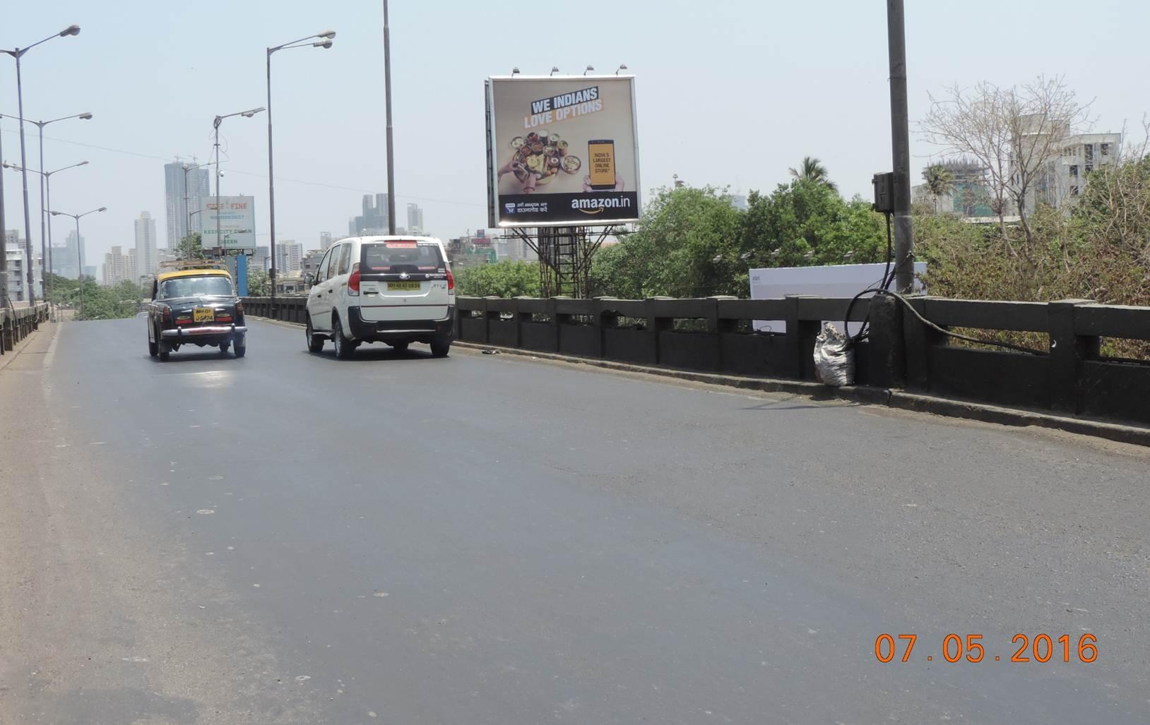 Byculla Flyover, Mumbai