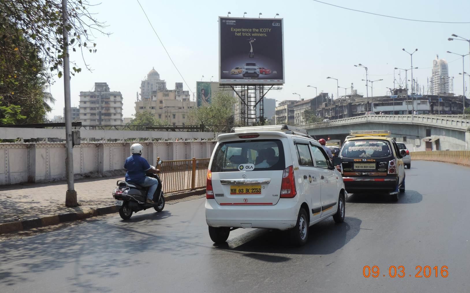 Byculla Flyover Mt , Mumbai