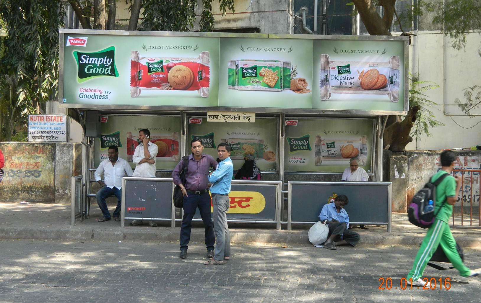 MAHADA Telephone Kendra Dn, Mumbai