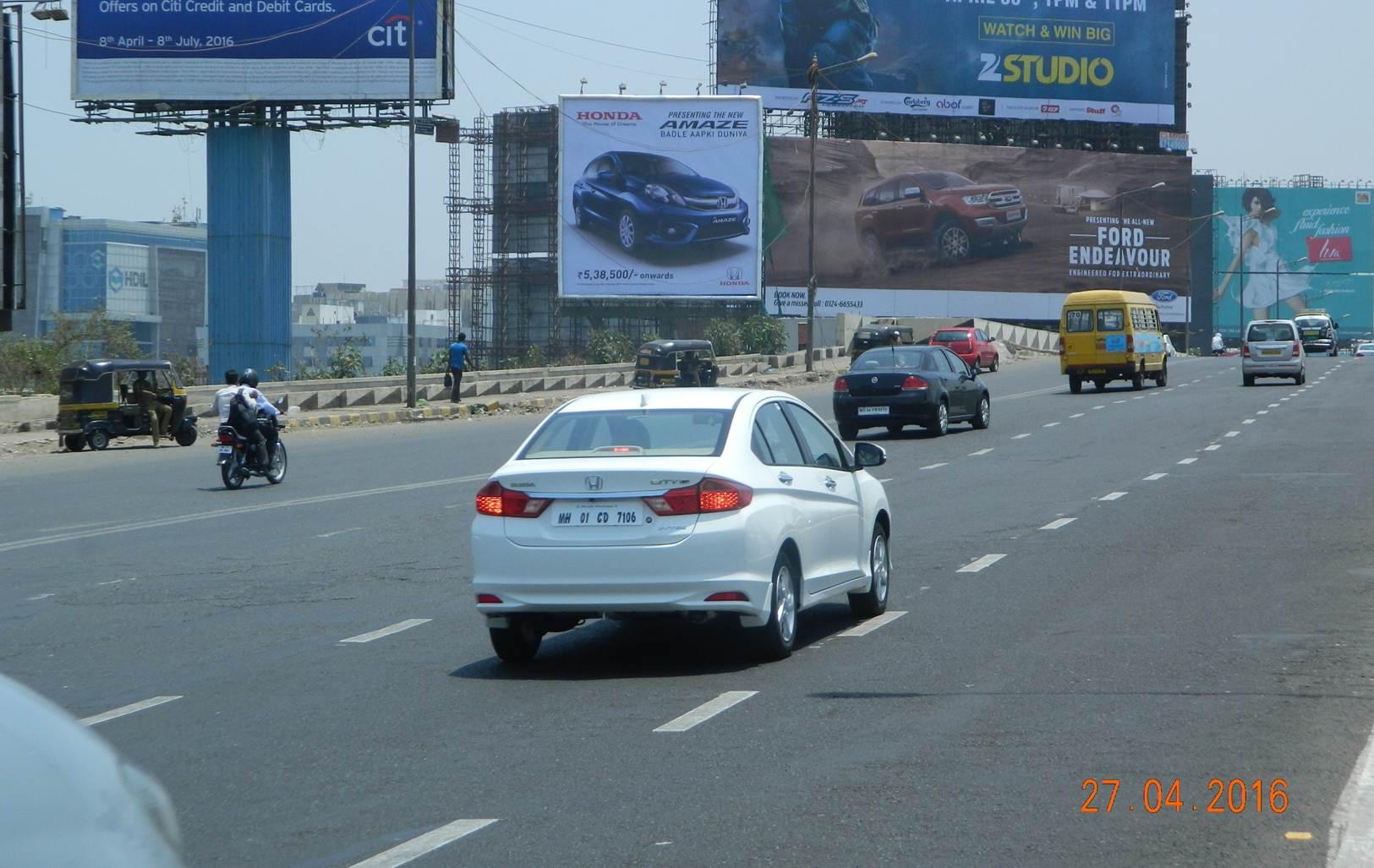 Bnadra Rob ET, Mumbai