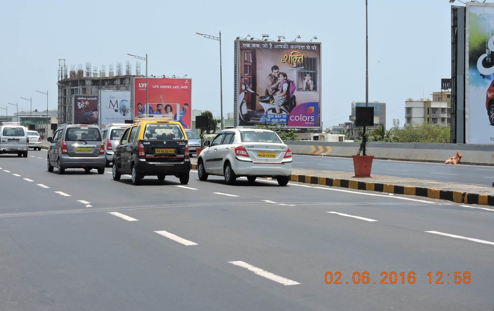 WEH, Andheri Jog Flyover, Mumbai