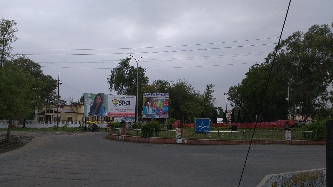 Dandi March, Jhansi