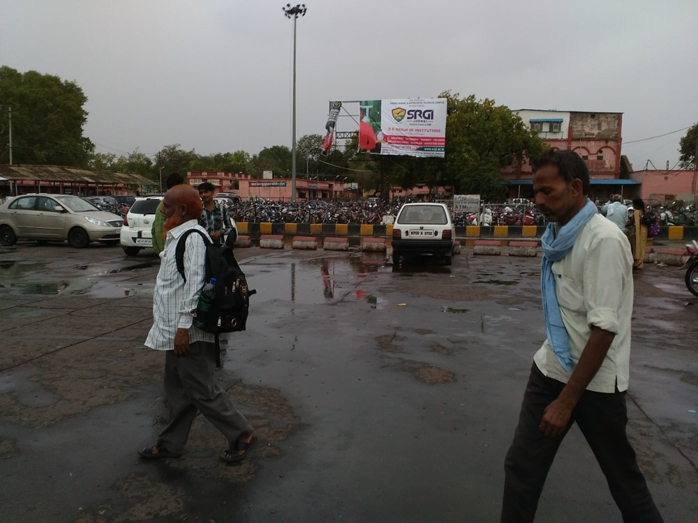 Car Parking, Jhansi
