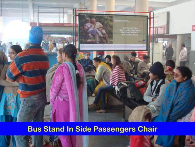 Bus Stand In Side Passenger Chair, Amritsar