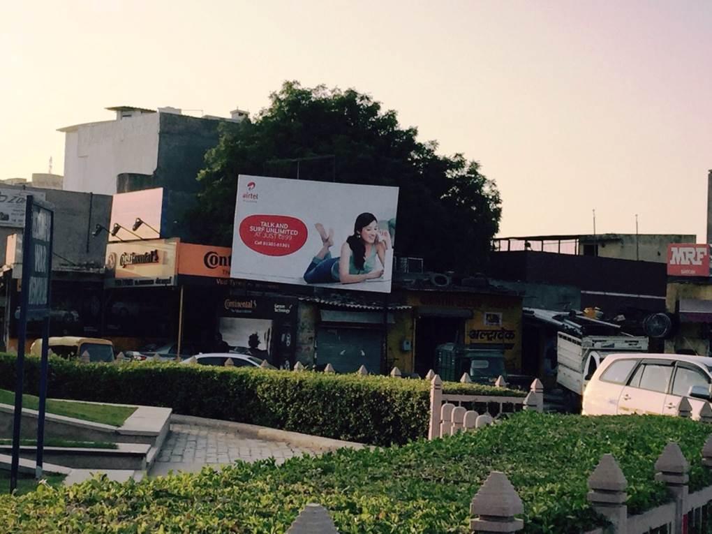 Sector-22 Market, Old Gurgaon