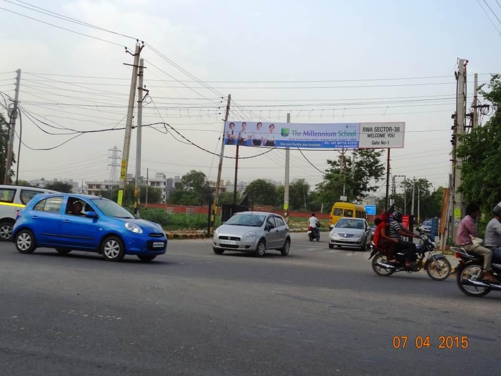 Sample Photographs, Gurgaon