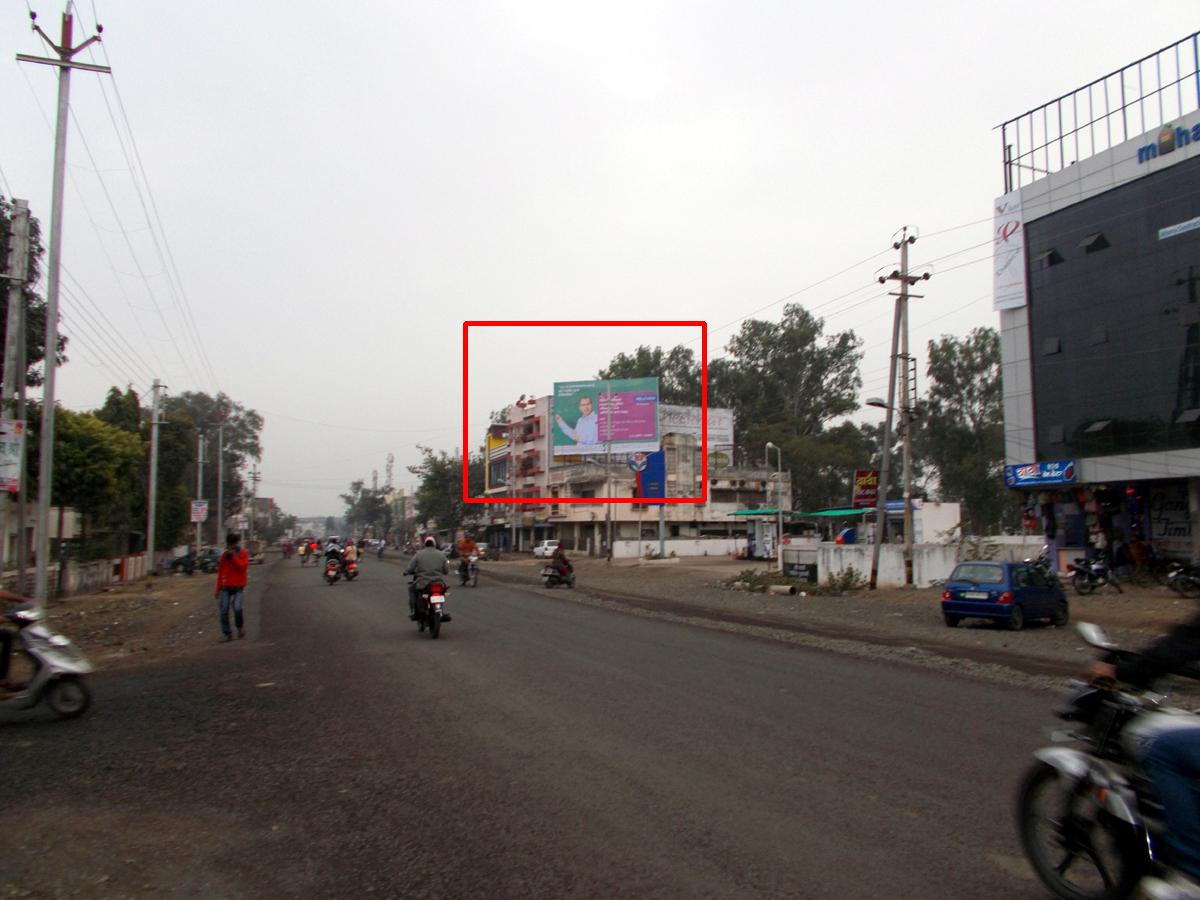 Muni nagar Indore Road, Ujjain