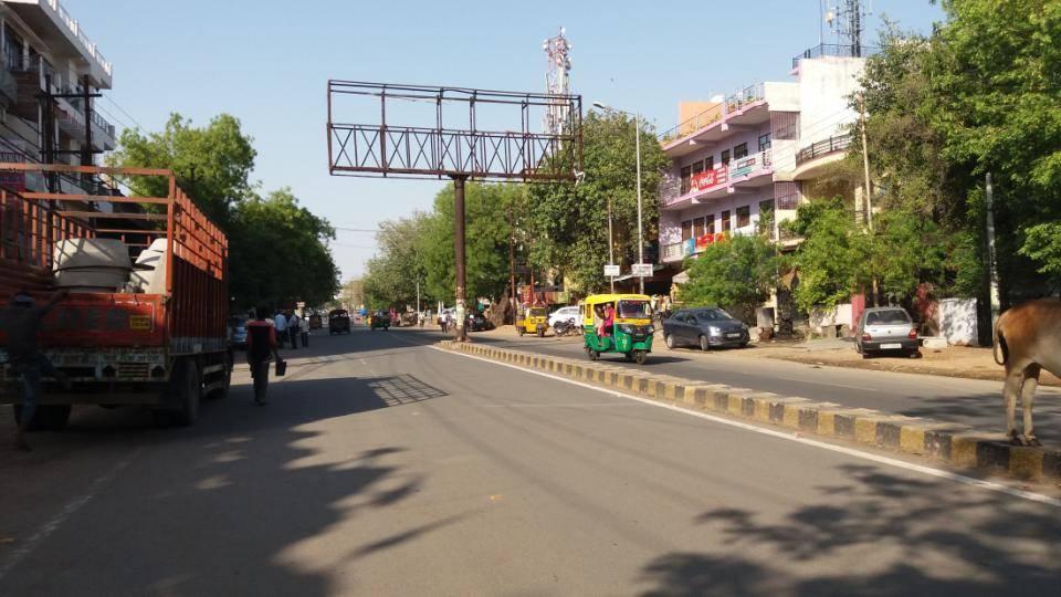 Chitra Chowk to BKD, Jhansi