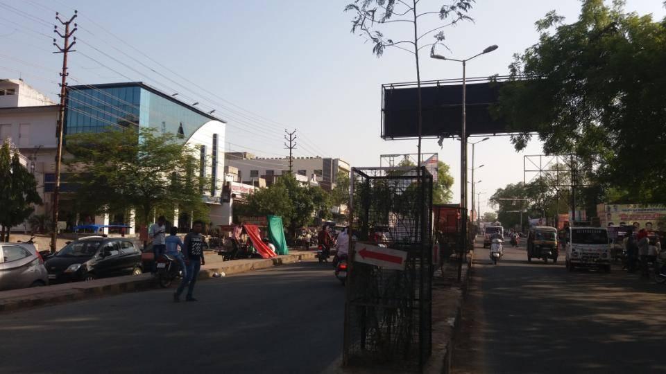 TrMedical Gate No 1, Jhansi