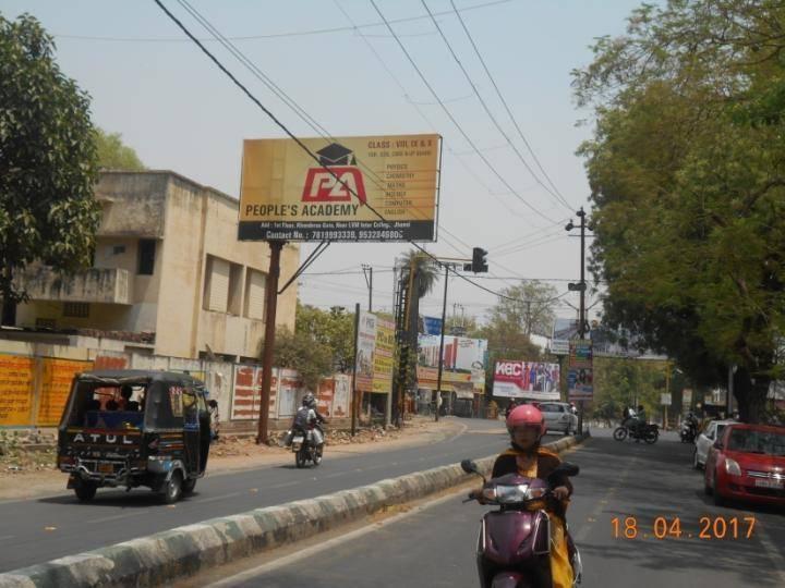 Jhansi Hotel  Chauraha Near jail, Jhansi