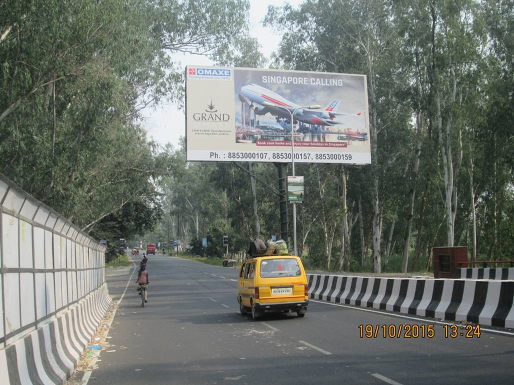 Cantt Arjungan, Lucknow