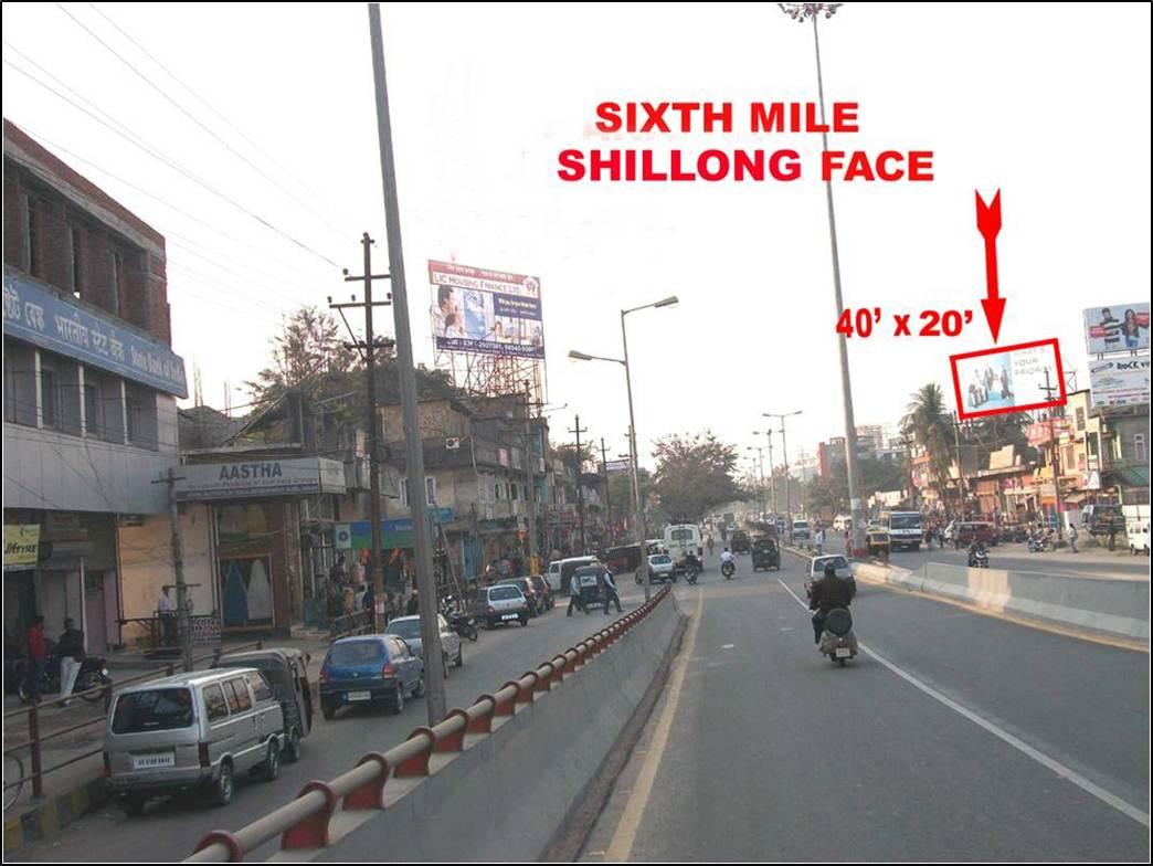 Sixth mile Shillong,guwahati