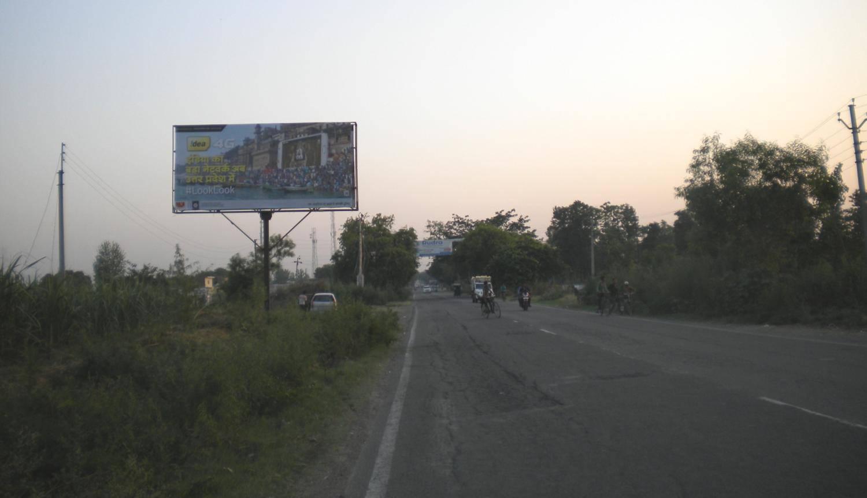 Bijnor Road, Saini, Meerut