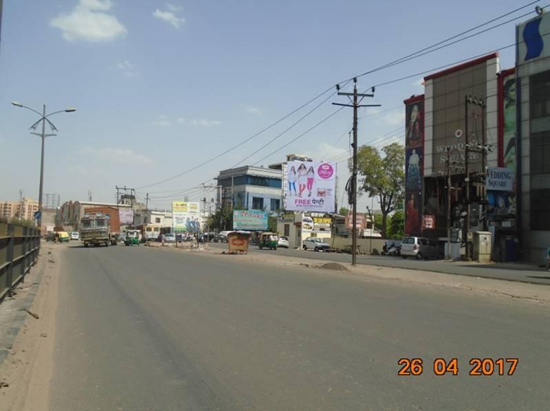 Sultanganj Ki Puliya, Nehru Nagar Turn, Agra