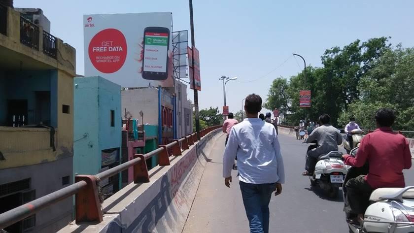 Meenakshi flyover, Aligarh