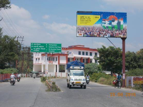 Transport Nagar, Haldwani