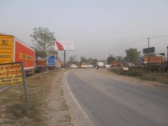 Main Sidcul Tiraha, Haridwar